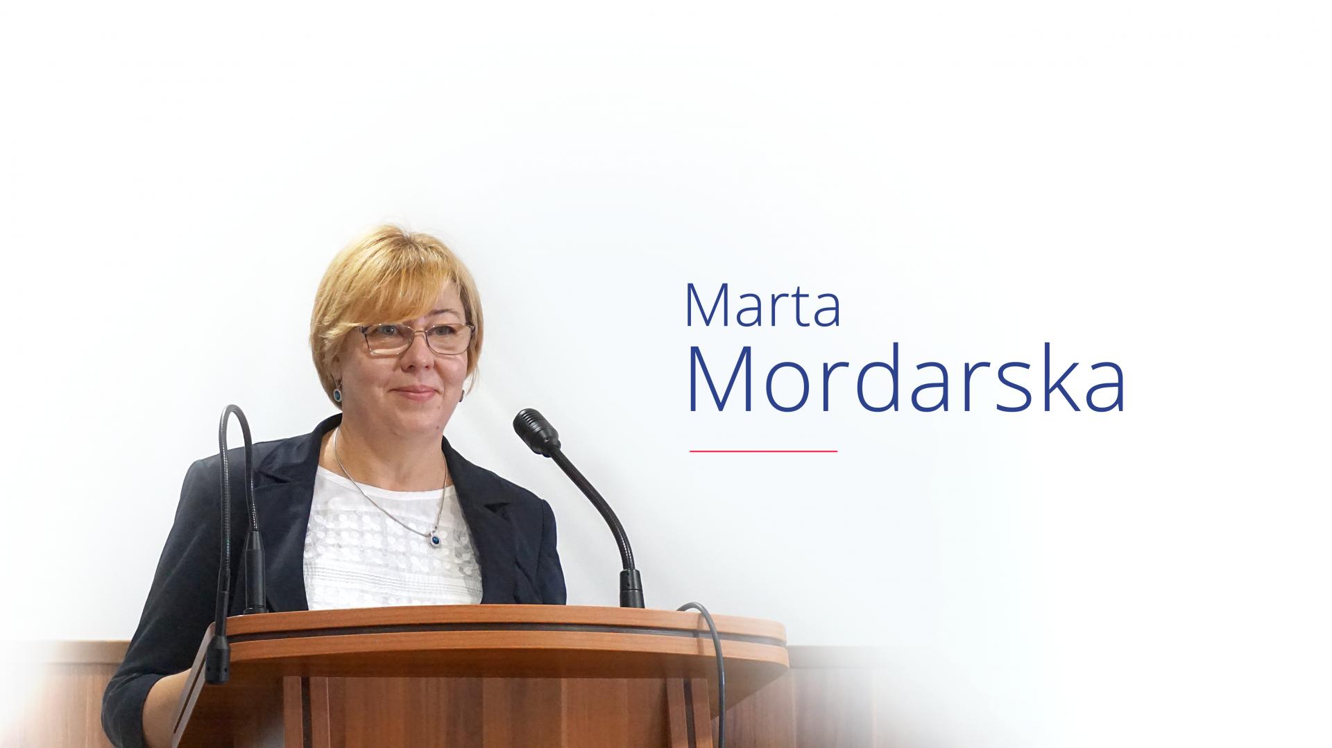 Marta Mordarska